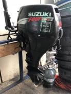 Suzuki. 9,90л.с., 4-тактный, бензиновый, нога S (381 мм), 2010 год год