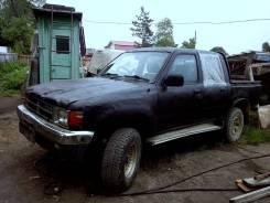 Toyota Hilux Pick Up. Продам ПТС вместе с железом Тойота Хайлюкс Пикап LN-107
