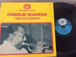 JAZZ! Чарли Шэйверз / Charlie Shavers - The last sessions - FR LP 1970