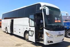 Higer KLQ6128K. Продается автобус нового поколения Higer KLQ 6128, 55 мест, В кредит, лизинг. Под заказ