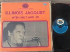 JAZZ! Иллинойз Джэкет / Illinois Jacket - With Milt and Jo - FR LP '74