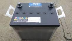 Аккумулятор 75D23L. 75А.ч., Обратная (левое), производство Япония