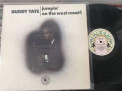 JAZZ! Бадди Тэйт / Buddy Tate - Jumpin' on the West Coast - UK LP 1972