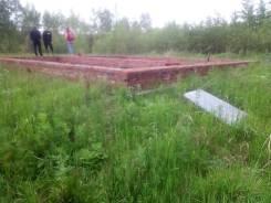 Продам земельный участок с фундаментом. 1 500кв.м., собственность, электричество, вода, от частного лица (собственник)