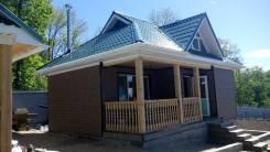 Каркасно - щитовые дома, Строительство монолитное, из кирпича, бани