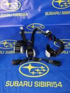 Ремни безопасности зад на Subaru Legacy BL BP
