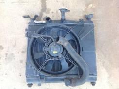 Корпус радиатора кондиционера. Hyundai Getz Hyundai Click