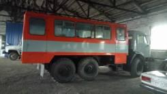 КамАЗ. Вахтовый автобус, 22 места