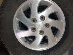 "Daihatsu. 5.0x15"", 5x114.30, ET50, ЦО 70,0мм."