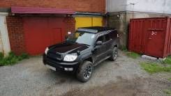 Багажники-корзины. Toyota Hilux Surf Toyota 4Runner