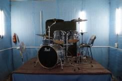 Аренда ударной установки (барабанов)