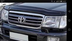 Дефлекторы и ветровики. Toyota Land Cruiser