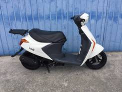 Suzuki Lets 5. 50куб. см., исправен, без птс, без пробега