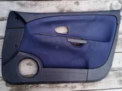 Обшивка двери Mitsubishi (Митсубиси) Carisma (Каризма), правая передняя