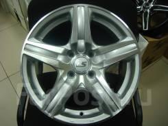 """Light Sport Wheels LS 321. 7.0x17"""", 4x100.00, ET40, ЦО 60,1мм."""