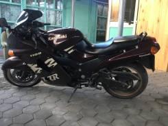 Kawasaki ZZR 1100D. 1 100куб. см., исправен, птс, с пробегом