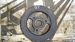 Шкив коленвала. Mazda Mazda6, GY Mazda MPV Ford Transit, GY Двигатели: GY, GYDE