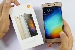 Xiaomi Redmi 3S. Новый, 16 Гб, Золотой, 4G LTE, Dual-SIM