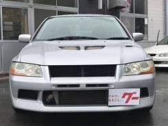 Mitsubishi Lancer Evolution. механика, 4wd, 2.0 (280л.с.), бензин, 140 000тыс. км, б/п, нет птс. Под заказ