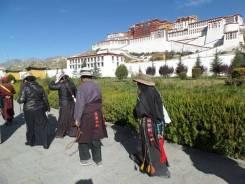 Лхаса. Экскурсионный тур. Путешествие в Тибет