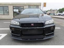 Nissan Skyline GT-R. механика, 4wd, 2.6 (280л.с.), бензин, 95 000тыс. км, б/п, нет птс. Под заказ