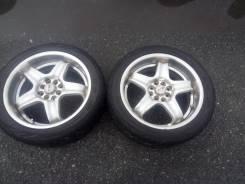 "RS Wheels. 7.0x17"", 4x100.00, 4x114.30, ET35, ЦО 71,3мм."