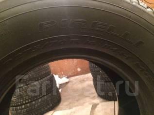 Pirelli Scorpion STR. Всесезонные, 2009 год, 10%, 1 шт