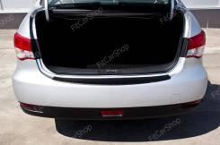 Накладка на бампер. Nissan Almera, G15 Двигатель K4M