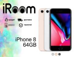 Apple iPhone 8. Новый, 64 Гб, 3G