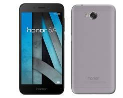 Huawei Honor 6A. Б/у, 16 Гб, Черный, 3G, 4G LTE, Dual-SIM