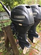 Yamaha. 40,00л.с., 4-тактный, бензиновый, нога L (508 мм), 2012 год год