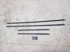Защитные молдинги дверей нижние Mercedes-Benz W203 (MB Garage)