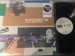 JAZZ! Луи Армстронг /Louis Armstrong - Satchmo '54 - IT LP 1988