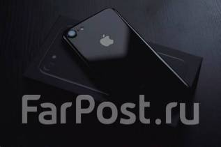 Apple iPhone 7. Б/у, 128 Гб, Черный