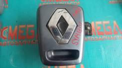 Кнопка открывания багажника. Renault Symbol Renault Clio Двигатели: D4D, D4F, D7D, D7F, E7J, F4R, F8Q, F9Q, K4J, K4M, K7J, K7M, K9K, L7X