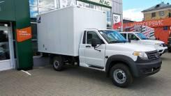 УАЗ Профи. Промтоварный фургон, 2 693куб. см., 1 500кг.