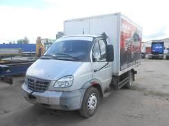 ГАЗ 3310. ГАЗ-3310 (Валдай) промтоварный фургон, 4 750куб. см., 3 650кг., 4x2