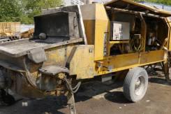Putzmeister. Продается стационарный бетононасос BSA 2109