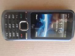Fly DS123. Б/у, до 8 Гб, Серый, 3G, Dual-SIM
