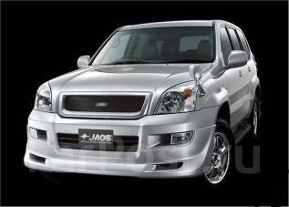 Решетка радиатора. Toyota Land Cruiser Prado, GRJ120, GRJ120W, KDJ120, KDJ120W, KZJ120, LJ120, RZJ120, RZJ120W, TRJ120, TRJ120W, VZJ120, VZJ120W