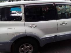 Дверь задняя правая Mitsubishi Pajero V75W
