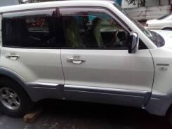 Дверь передняя правая Mitsubishi Pajero V75W