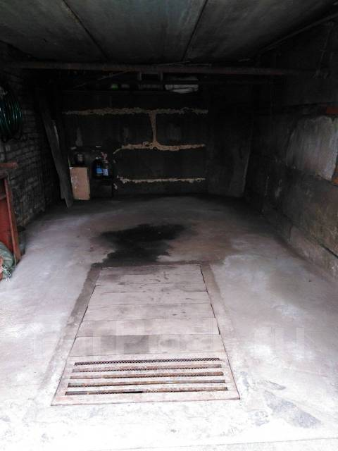 Гаражи капитальные. улица Промышленная 2-я 2, р-н Трудовая, 39кв.м., электричество, подвал. Вид изнутри