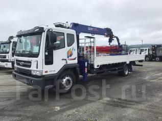 Daewoo Novus. 7 тонн DongYang 1406 (6тонн) -2018год, 5 890куб. см., 7 000кг., 4x2