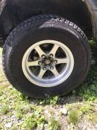 "Комплект колес. 8.0x16"" 6x139.70 ET5 ЦО 106,0мм."