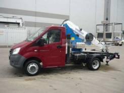 ГАЗ ГАЗель Next. Автогидроподъемник ВИПО-12-01 на шасси ГАЗель-А21R23 NEXT (автовышка), 2 690куб. см., 12м.