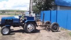 Самодельная модель. Продаётся трактор самодельный с конной косилкой