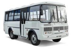 ПАЗ 32053. раздельные сиденья с ремнями безопасности, 43 места, В кредит, лизинг
