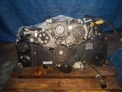 Двигатель в сборе. Subaru Impreza, GDC, GDD, GE2, GE3, GGC, GGD, GH2, GH3 Двигатели: EJ154, EL15