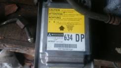 Блок управления подушками безопасности MR343634